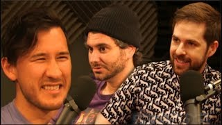 H3H3 Podcast w/Markiplier and Ian Hecox But It