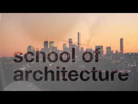 Master of Architecture, The University of Queensland, Brisbane, Australia