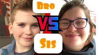 SUNDAY FUNDAY | BLIND GUMMY CANDY CHALLENGE | BRO VS SIS | #blindchallenge #sisvsbro