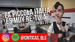 Cocineros Apuñalados en La Piccola Italia