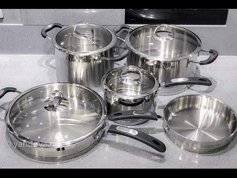 Borner Premium - набор посуды из Германии
