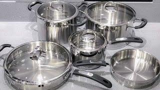 Borner Premium - набор посуды из Германии(, 2016-12-21T14:23:43.000Z)