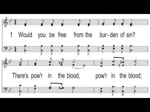 Theres Power In The Blood Keyboard Chords By Lewis Jones Worship