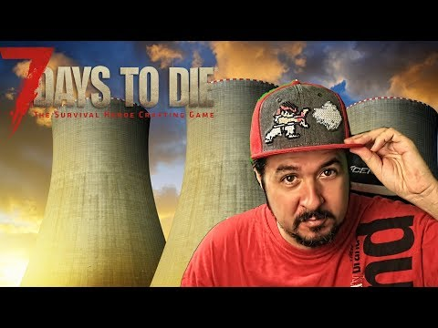 "7 DAYS TO DIE - STARVATION MOD #54 ""PONIENDO EN MARCHA LA CENTRAL!"" 