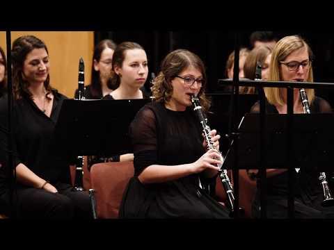 David Maslanka | Symphonie Nr. 4 | Bläserphilharmonie Baden-Württemberg