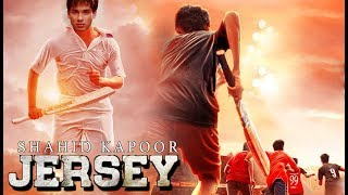JERSEY : OFFICIAL TRAILER | It's Confirmed Shahid Kapoor To Do JERSEY Remake After Kabir Singh!