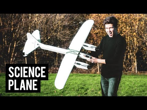 Science Experiment Plane