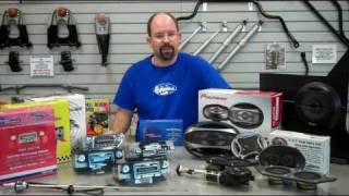 Audio Upgrades for Classic Mustangs from Sac-Mustang.com