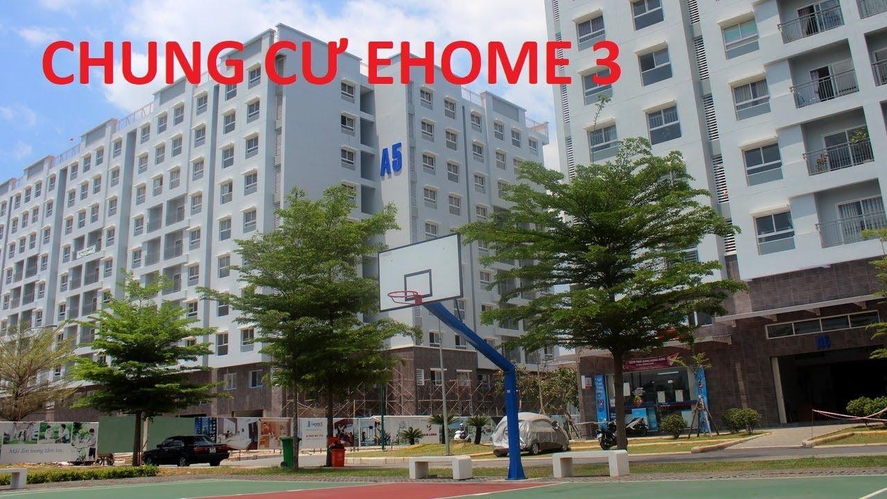 Chung Cư EHome 3 Chuẩn Singapore Giá Rẻ Giữa Lòng Sài Gòn | Ehome 3 Residential | 9