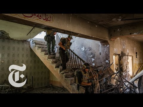 Iraq's Hardball Tactics To Root Out ISIS | The New York Times