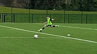 "Soccer Crazy Ciarán Aka ""Mini Messi"" - Own The Control"