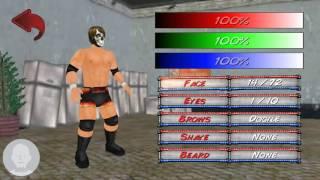 Wie erstellen aj styles in der wrestling revolution 3d