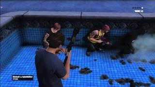 Geheimer Ort - Unsterblich Im Unzerstörbaren Pool!! - Godmode Location - GTA 5 Online