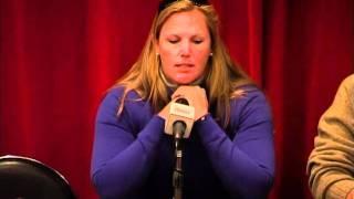 Jennifer Dahlgren en Deportea