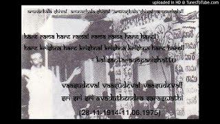 Download 22C-05 Ravi Sudhakara Vahni Lochana - Bhramarambika Astakam MP3 song and Music Video