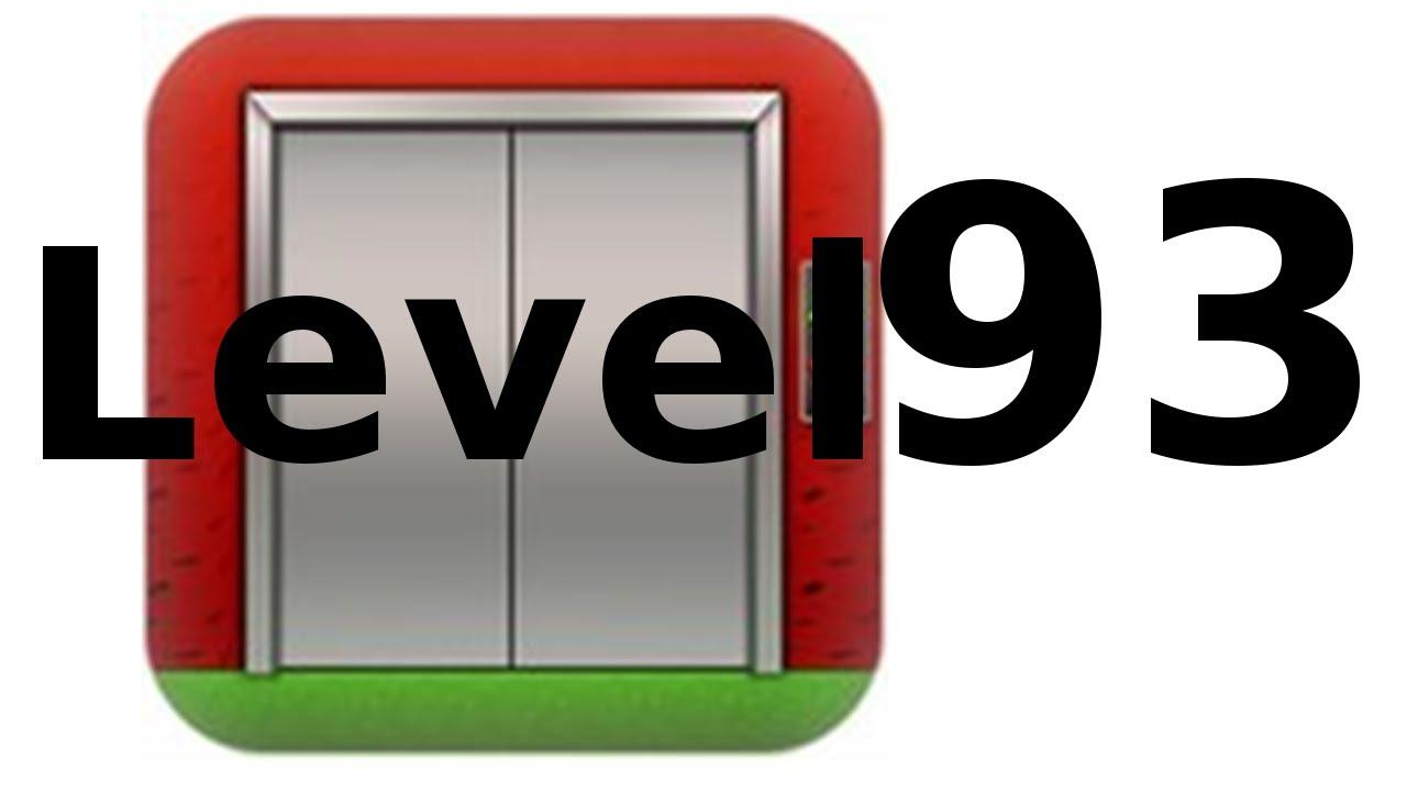 100 Floors Level 93 Walkthrough Youtube