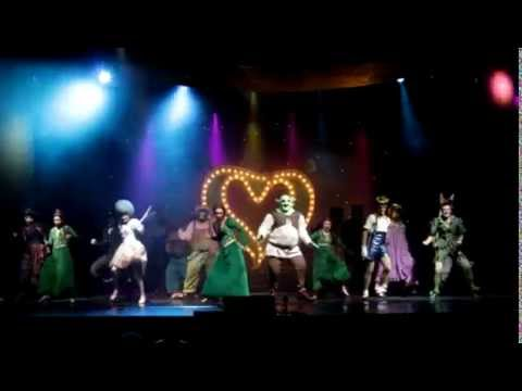 Shrek musical Italia: show case 2.MOV