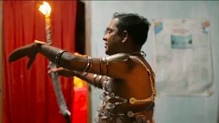 Шри Ланка  Заклинатель демонов