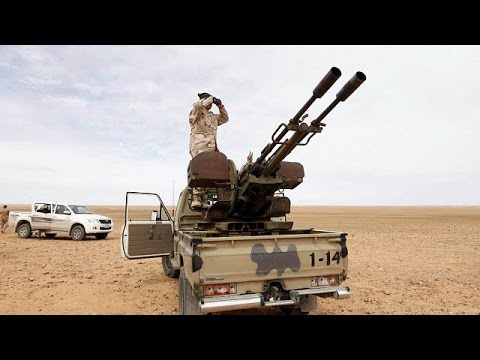 Libya's Tripoli-based army calls for western intervention in the fight against IS