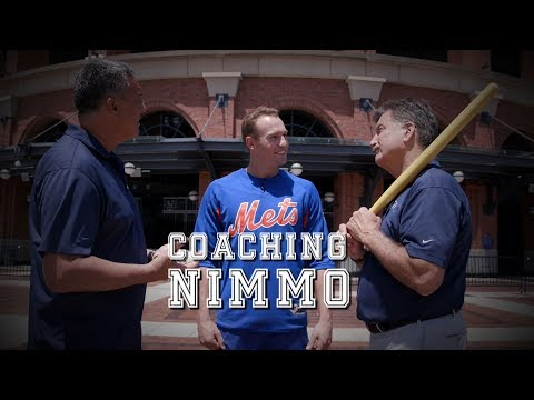The Amazin' Life presented by CocaCola: Coaching Brandon Nimmo