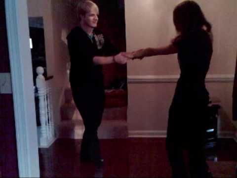 Swing Dance – Jitterbug Routine – Monkeysee Videos