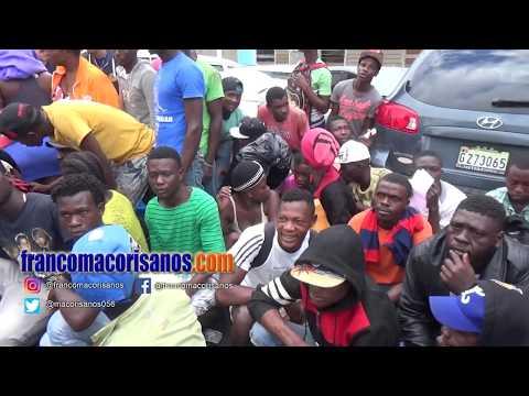 Migración arrasa con los Haitianos en San Francisco de Macorís