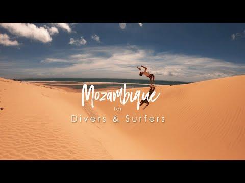 Mozambique - Travel Tips for Surfers & Divers | TOFO & VILANCULOS
