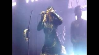 Massive Attack - Unfinished Sympathy - (Hyde Park - July 1st 2016)