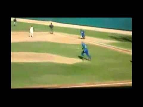 Epic Baseball Fight In Cuba (Great Video)