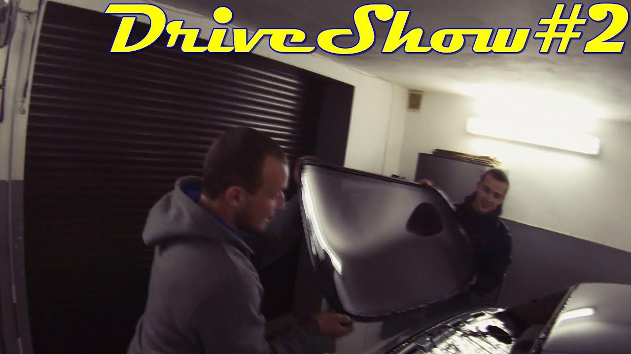 DriveShow #2: Переклеиваем заднее стекло Zaz Lanos