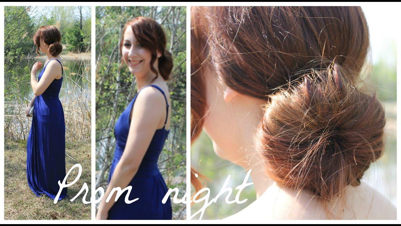 Prom look coiffure  maquillage pour bal de finissants !