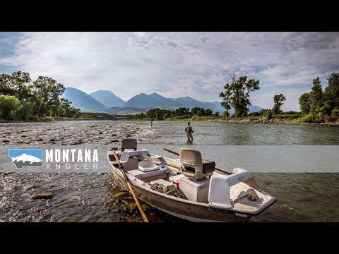 Montana Angler Fly Fishing Trips And Lodges