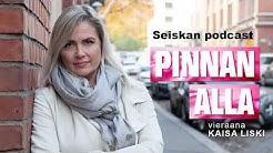 Kaisa Liski selvisi väkivaltaisesta avioliitosta: Olen miettinyt, miten olisin voinut välttää sen!