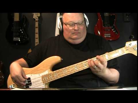 Dio Egypt The Chains Are On Bass Cover with Notes & Tablature