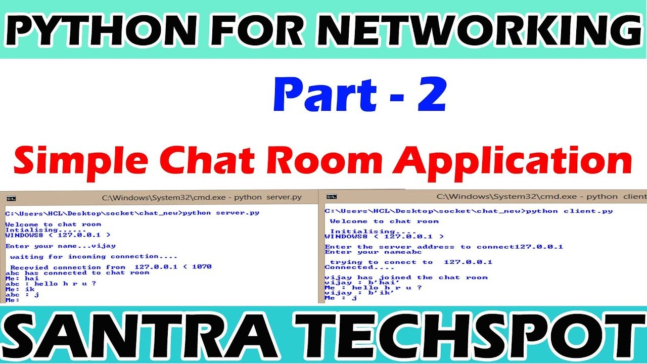 Easy chat rooms