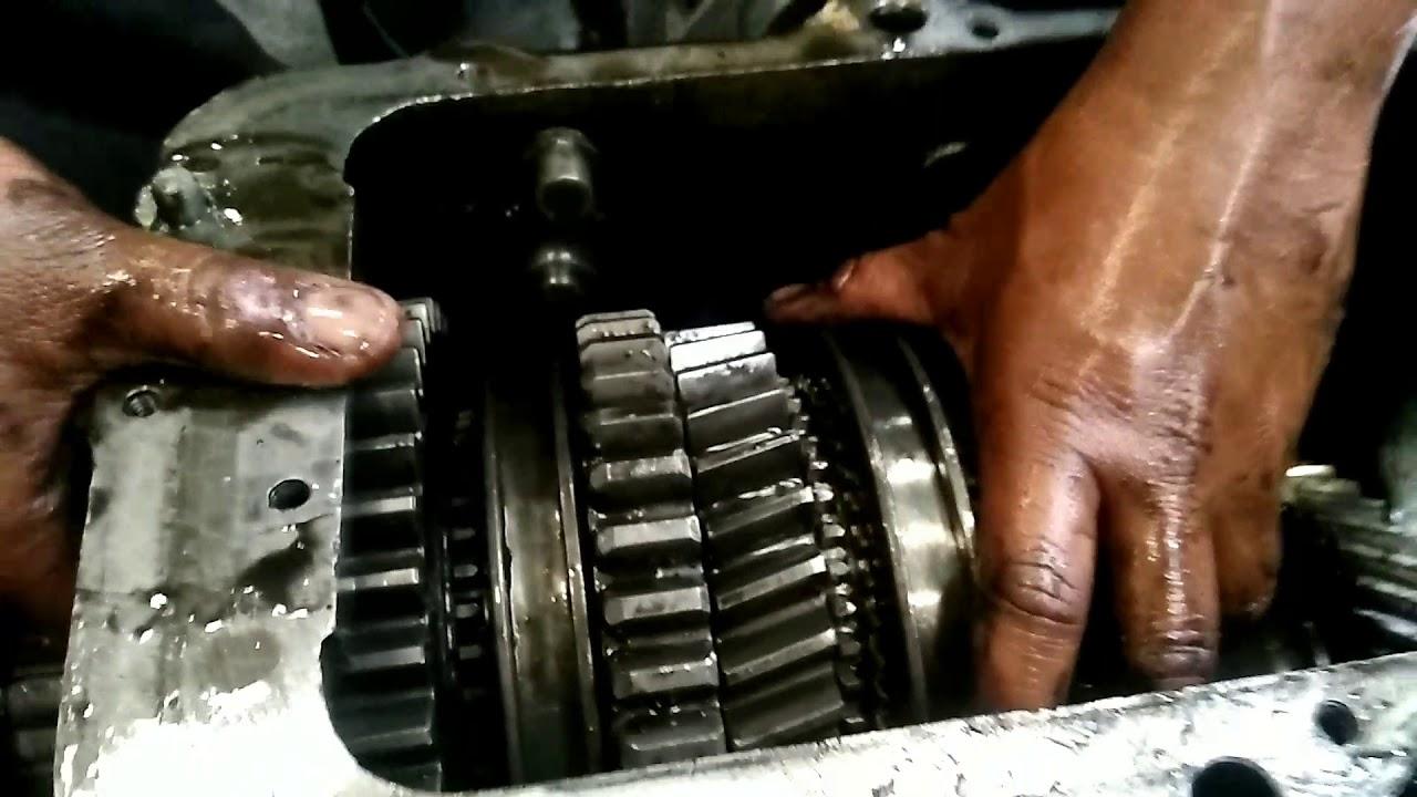 TATA Truck/Bus 4T Gear Box Assembly