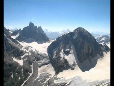 Клип Юрий Визбор - Непогода в горах