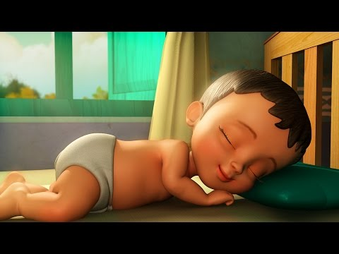 தள்ளுவண்டி தள்ளியே | Tamil Rhymes & Baby Song for Children | Infobells