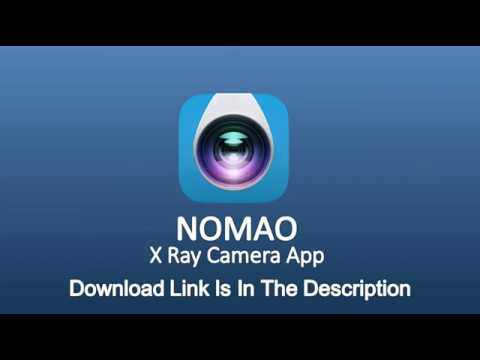 How to download nomao camera app in iphone and ipad.
