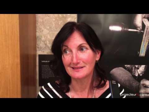 Agnès Durbet-Giono :  hommage à son grand-père Jean Giono