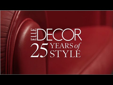 Elle Decor: 25 Years of Style