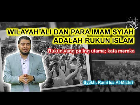 Wilayah Ali Dan Imam Adalah Rukun Islam Yang Paling Utama