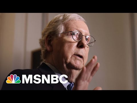 McConnell Walks Back Language On 'Stopping' Biden Administration   MSNBC