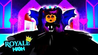 Gambar cover DARK FAIRY MALTY HAS A SECRET DAUGHTER?! | Royale HighSchool | Royal High School | Roblox Roleplay