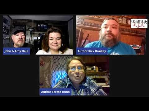 Creative as Hale - Rising Star Showcase #1 with Teresa Dunn & Rick Bradley