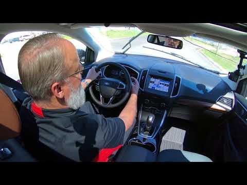 2018 Ford Edge SEL: Virtual Test Drive