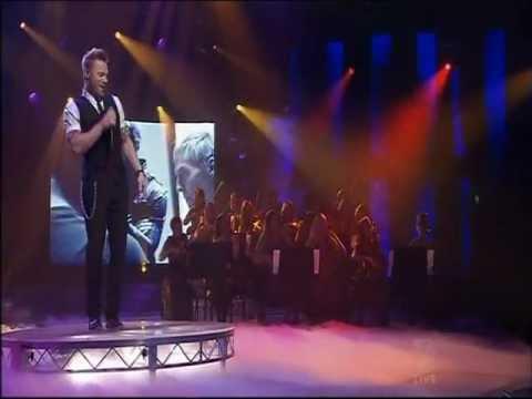 Ronan Keating - Arthur's Theme - X Factor Australia 2011