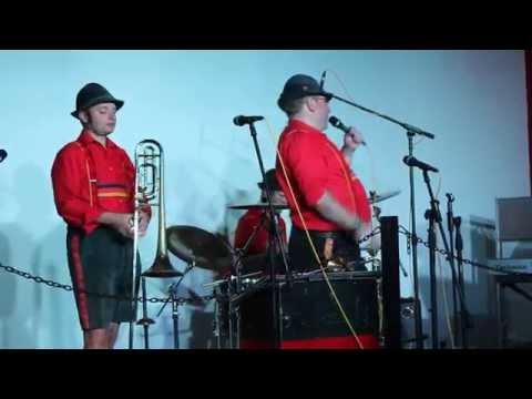 Bierkeller Cardiff - Oompah band