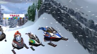Sled Storm (Track 1) Pine Valley [PS1]