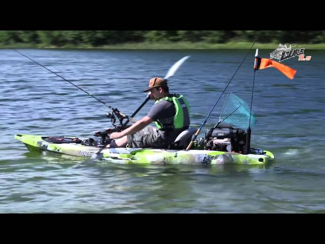Feelfree Lure 11.5 Fishing Kayak Overview